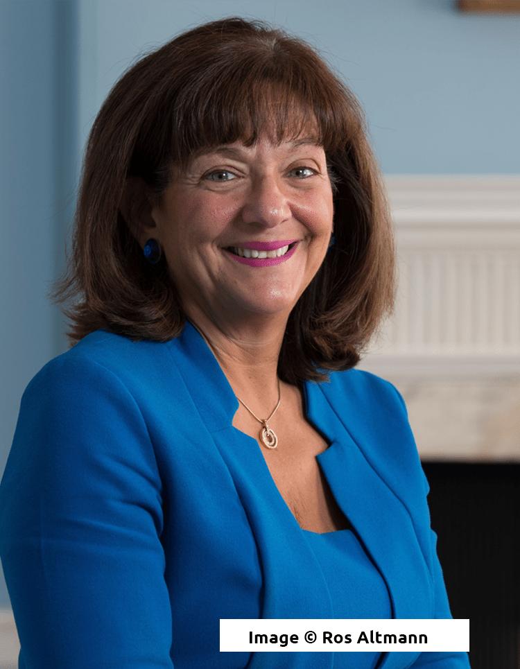 Baroness Ros Altmann CBE