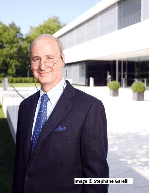 Professor Stephane Garelli