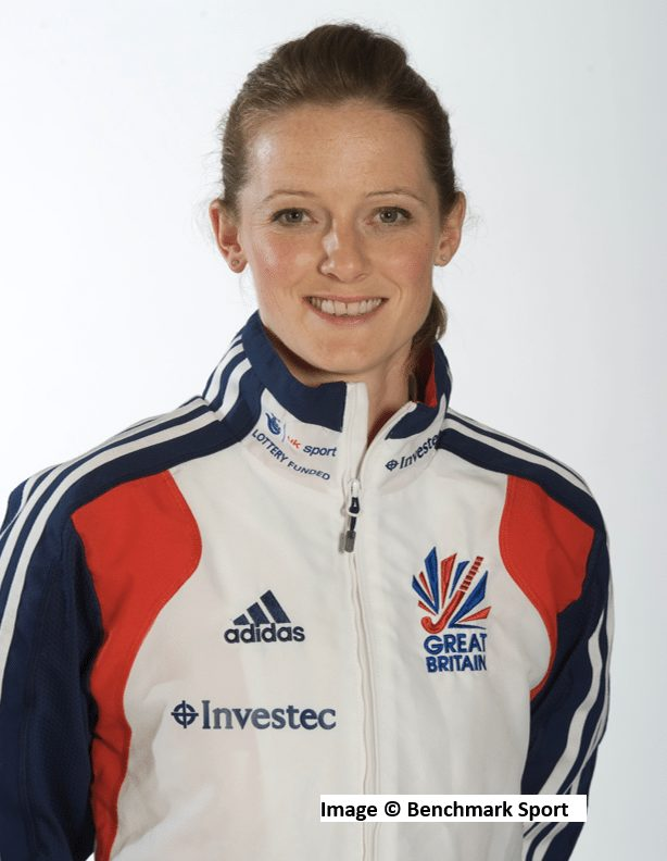 Helen Richardson-Walsh MBE