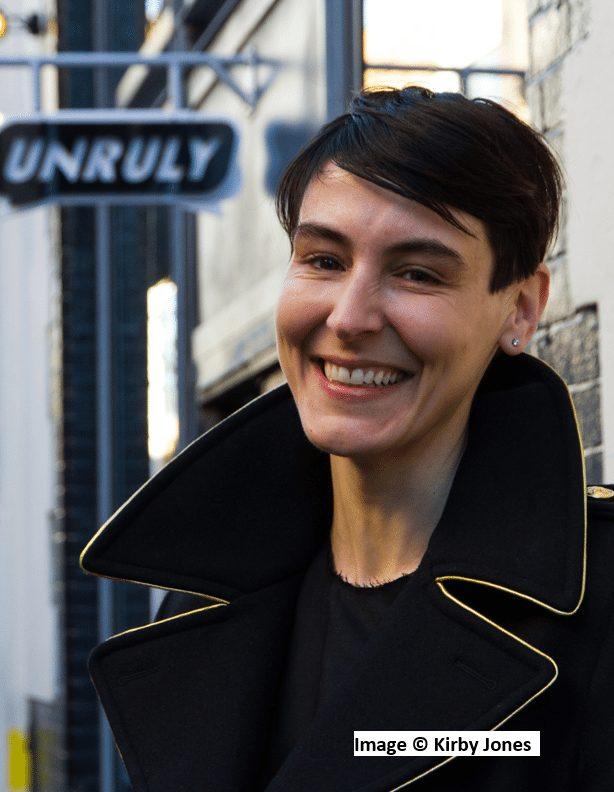 Sarah Wood OBE