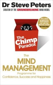 Professor Steve Peters The Chimp Paradox