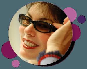 Ruby Wax Bubble Image