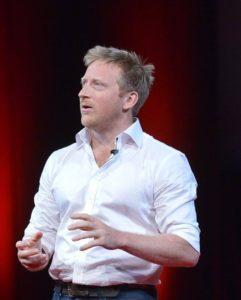 Olly Hicks TEDx