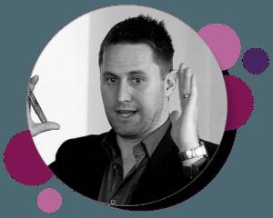Bubble profile - Damian Hughes