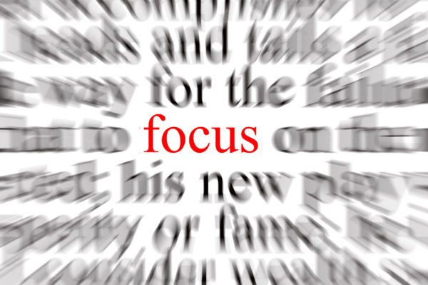 How to Improve Focus