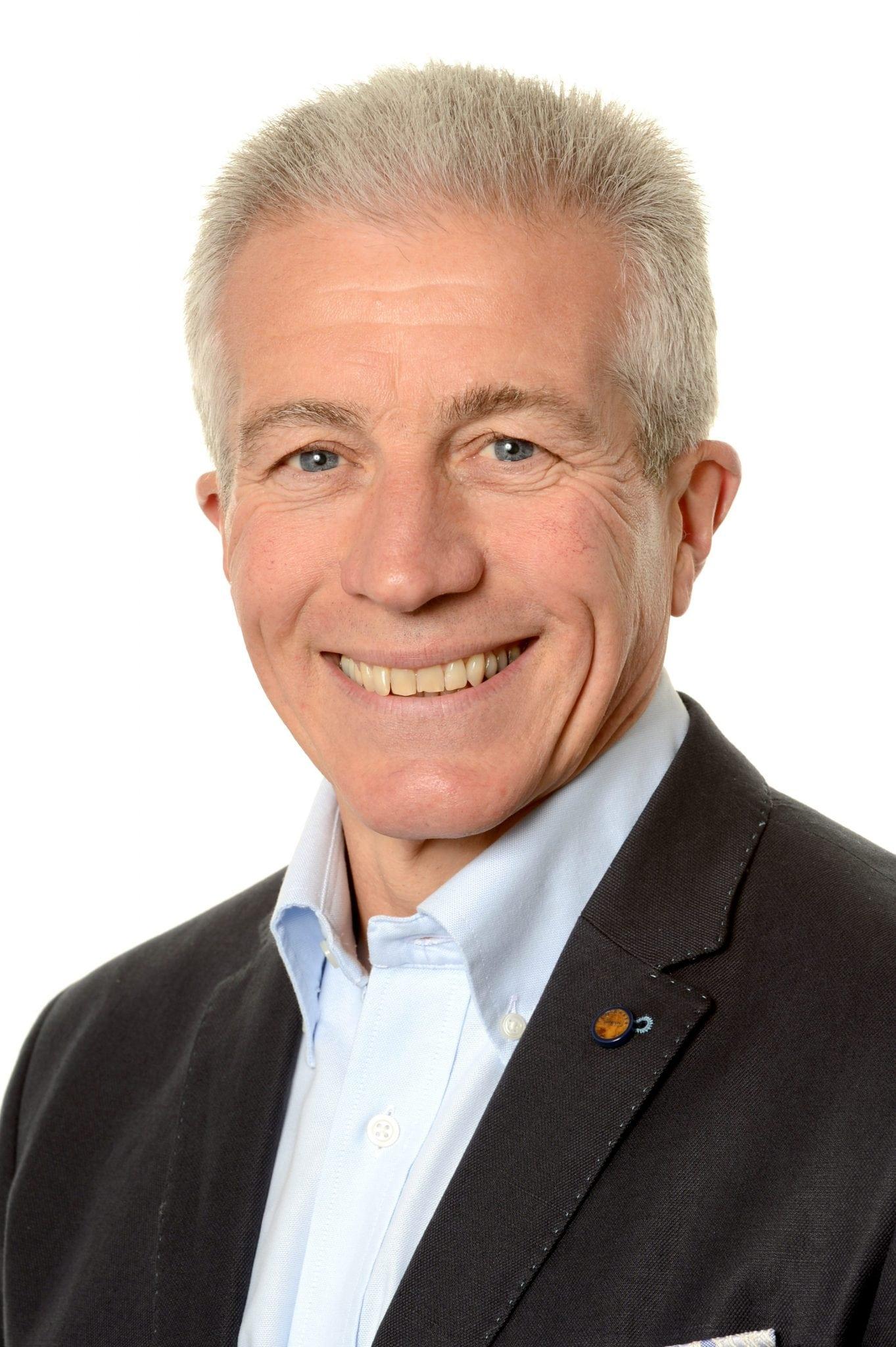 John D Anderson MBE MSc