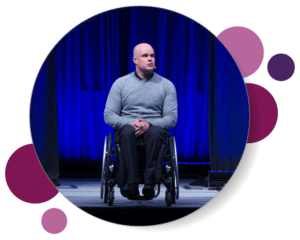 Bubble profile - Mark Pollock