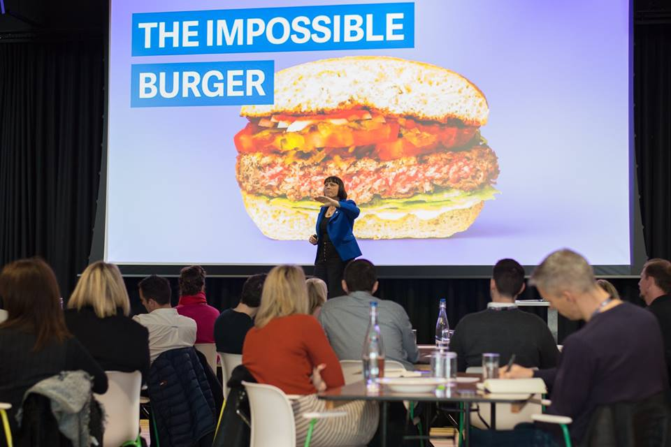Laila Pawlak the impossible burger