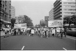 Washington DC Women's March