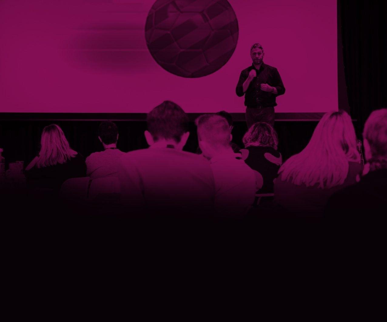 Speaker Showcase | Prof Damian Hughes