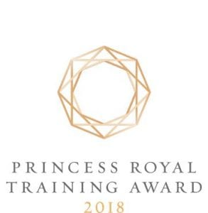 Princess Royal Award Logo