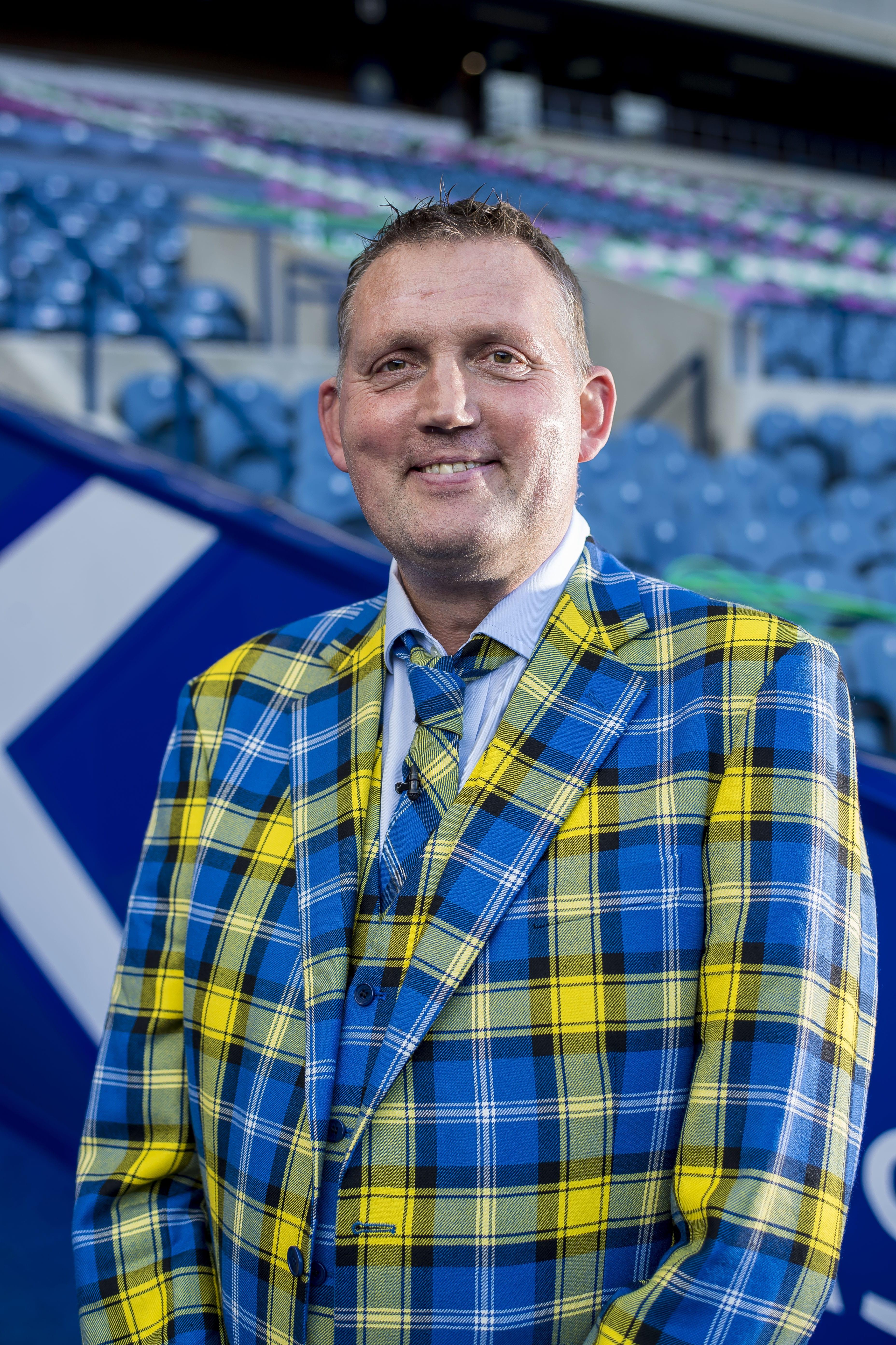Doddie Weir OBE