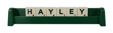 Hayley-letters